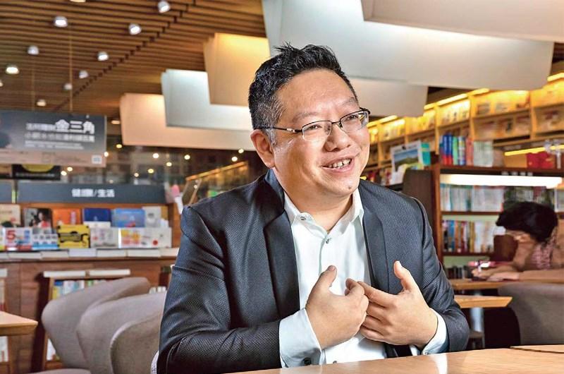將來銀行總經理梅驊:期待像我們一樣瘋狂的人!