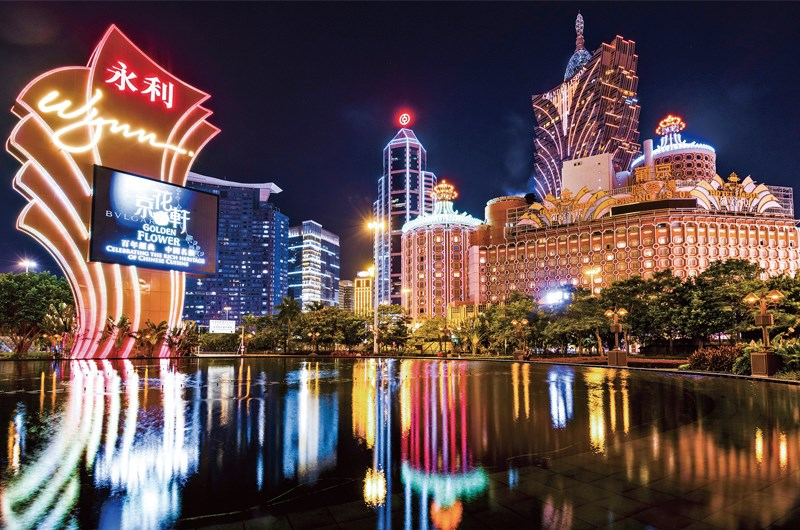 China bets on Macau as an offshore financial center