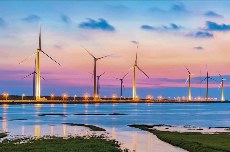 離岸風電專案融資