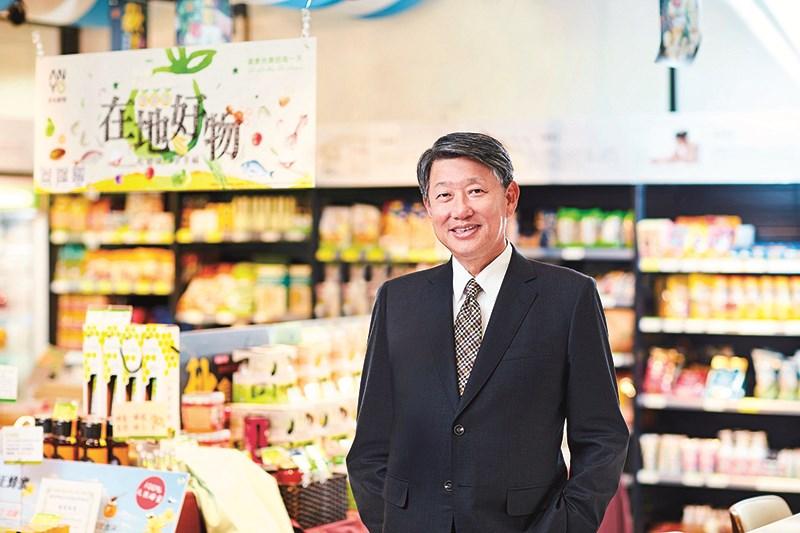 崇越董座郭智輝:以科技思維翻轉飲食文化