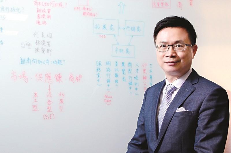 外貿協會董事長黃志芳:貿協搭起PMI大平台