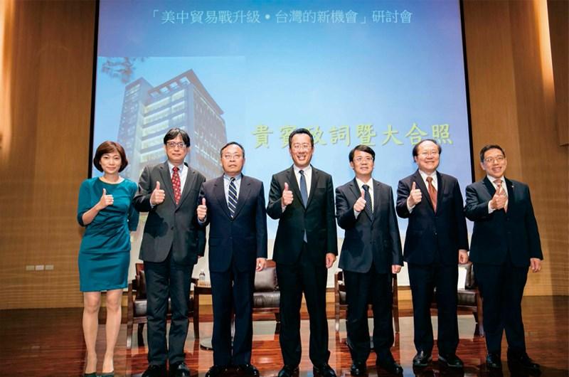 美中貿易戰升級‧台灣的新機會