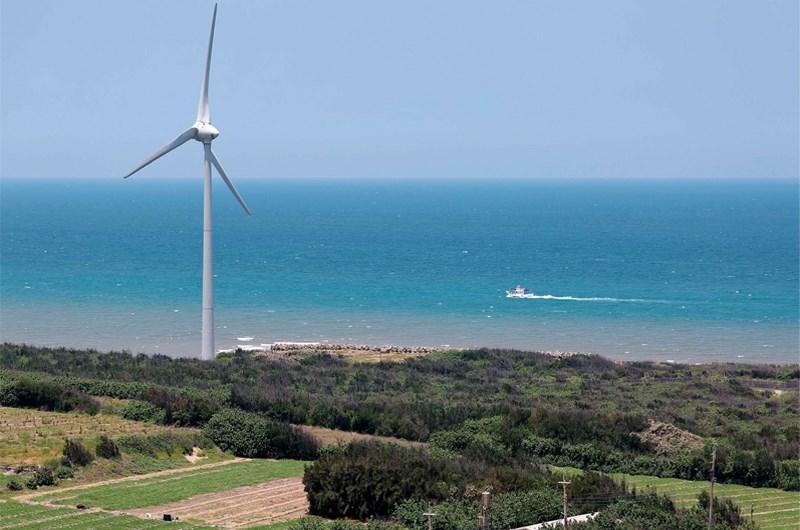 海洋風場創台灣三個第一 離岸風電往前邁大步