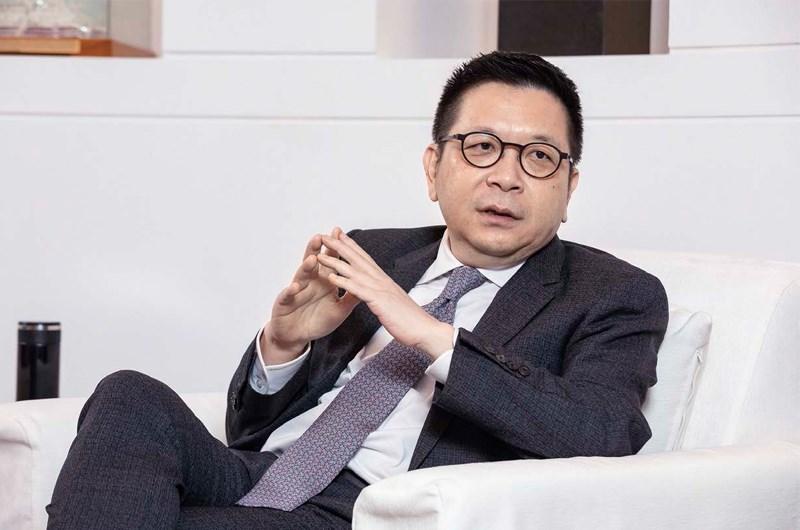 集保公司董事長林修銘:越困難的事,我越想要做!