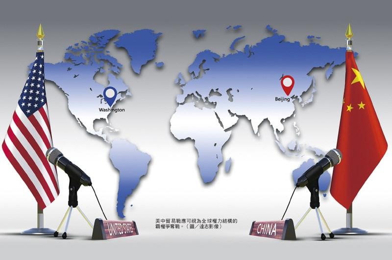 美中貿易戰下  台灣機會與挑戰並存